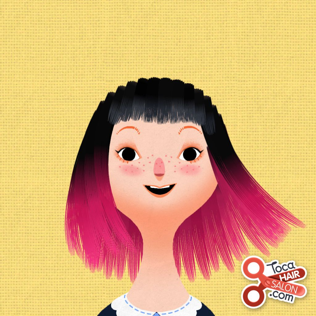 Toca Boca Hair Hair Styles Hair Style