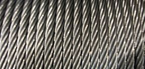 "stainless steel aircraft cable 1/16""  .24 per foot"