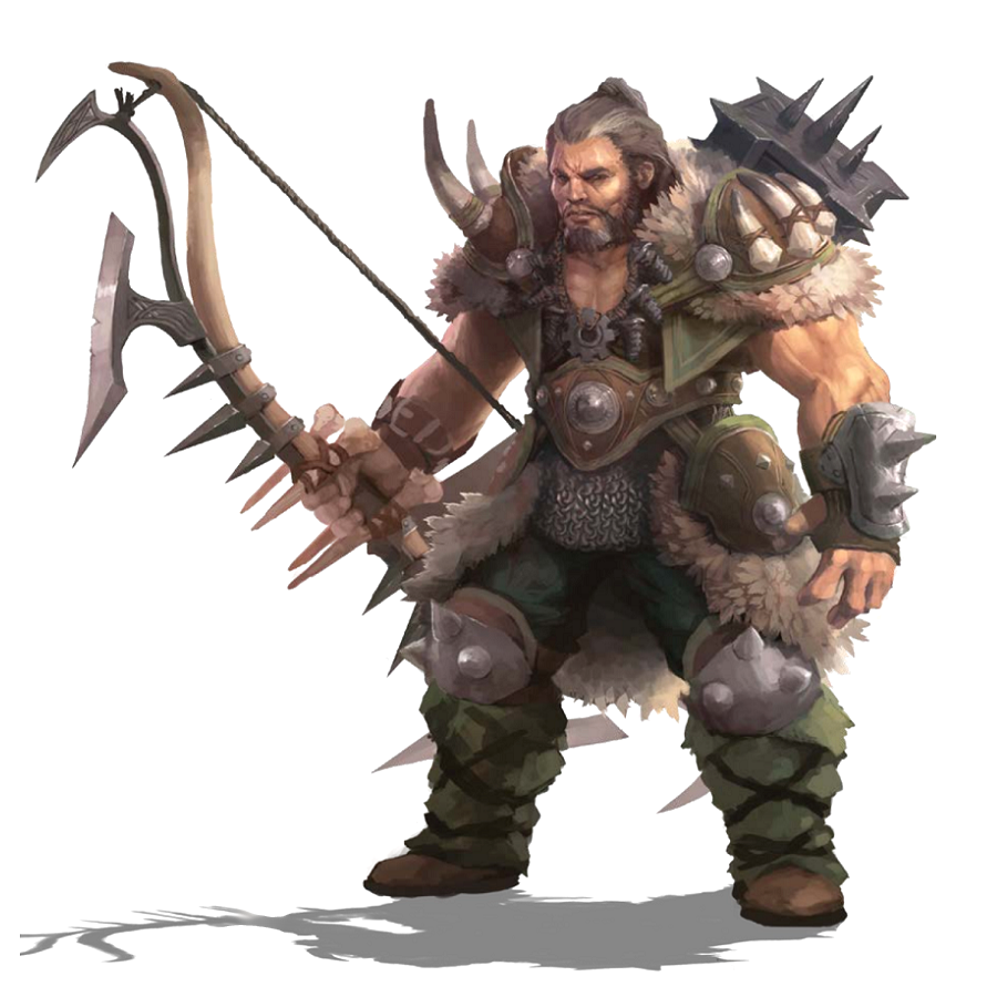 how to build a pathfinder character