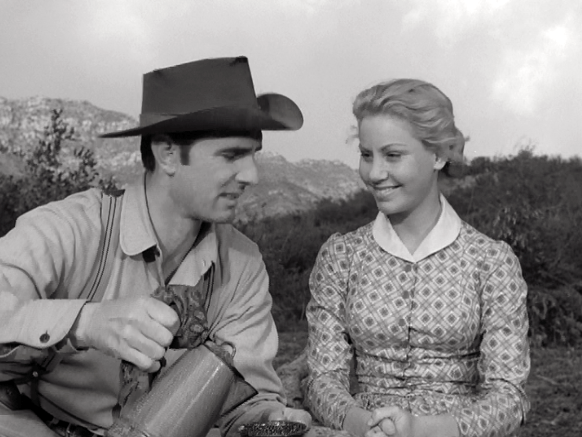 """Dennis Dillon Dodge >> From the 12 May 1962 episode of Gunsmoke titled """"Chester's ..."""