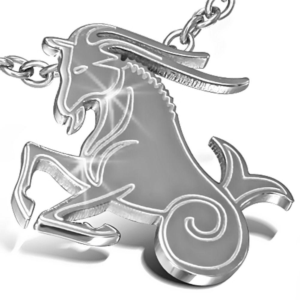 collier signe astrologique homme