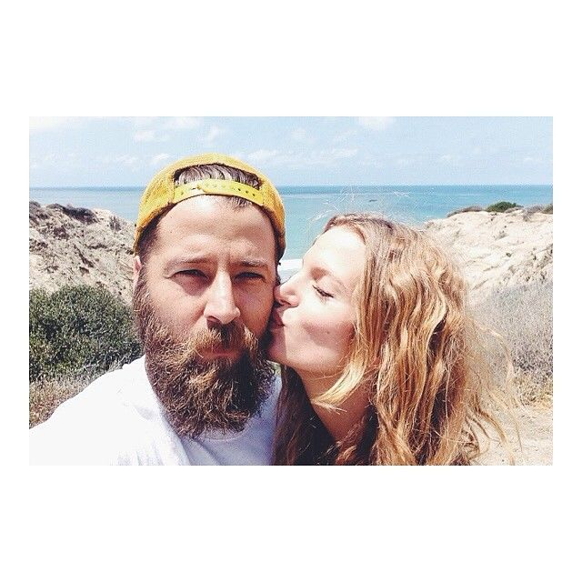 """""""A year ago today I married @amanda_booth in this exact spot. It's been the best year of my life, and everyday I'm grateful for everything she does for me."""" via @mikerunt"""