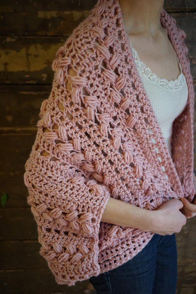 Inmost Cardigan Crochet pattern by ElevenHandmade | crochet,knit ...
