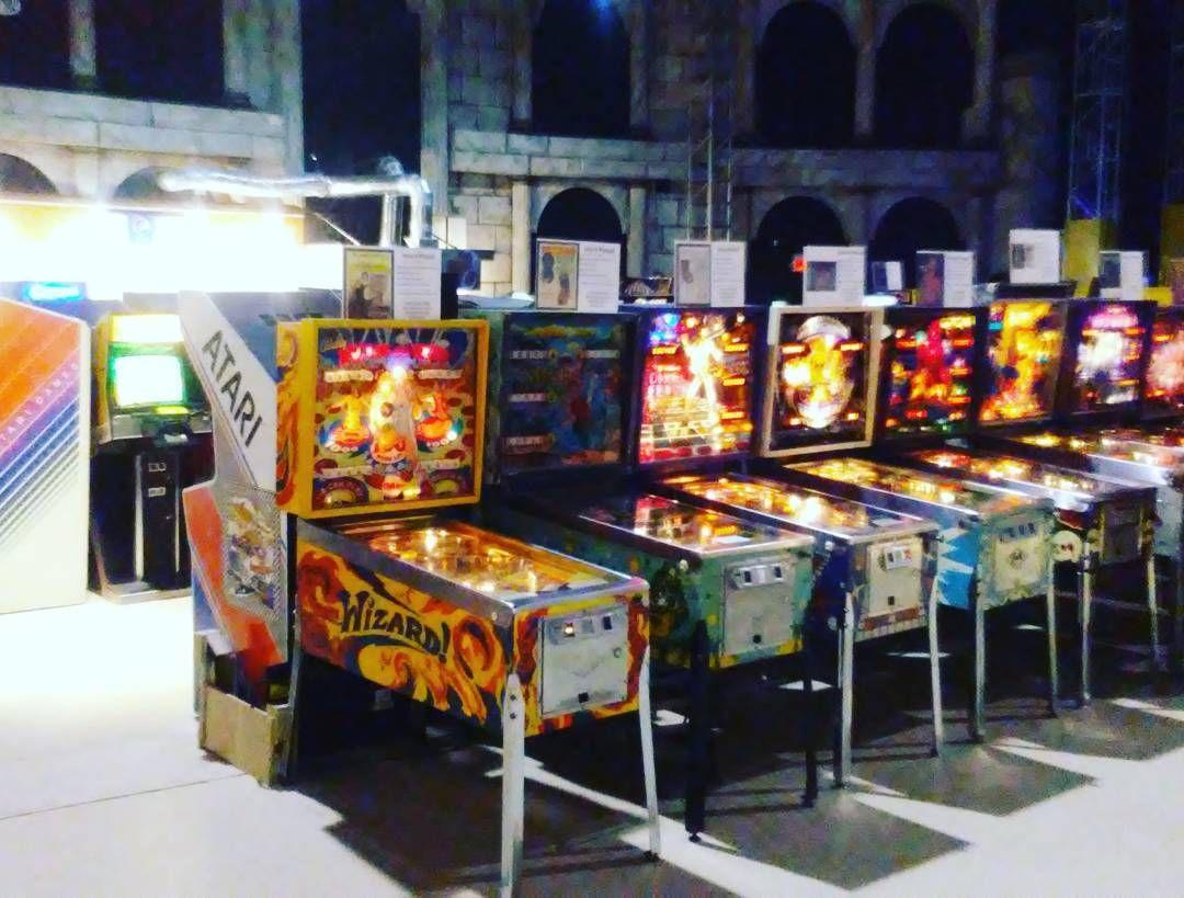 Checking Out Some Vintage Arcade In Daytona Beach Daytonaarcademuseum Instagram