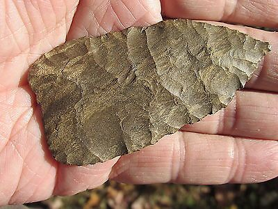 100 Authentic Tn Early Archaic Cache Blade Indian
