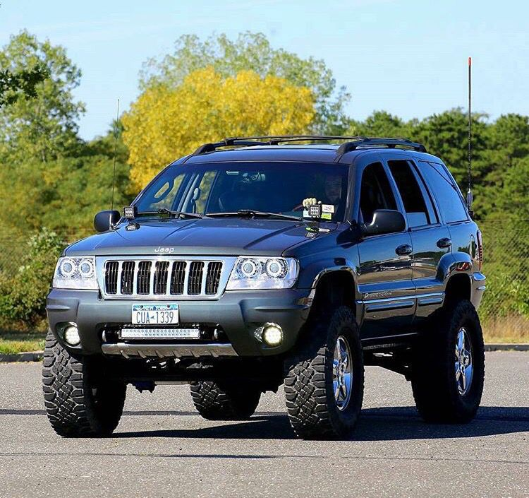 Pin By Tony Dean On Jeep Customization Jeep Wj Lifted Jeep