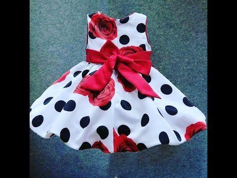 53b6346bb1e7d اجمل فساتين اطفال بالوان روعة ملابس اطفال بناتي صيف 2017 ❤ فساتين بنات للعيد  - YouTube