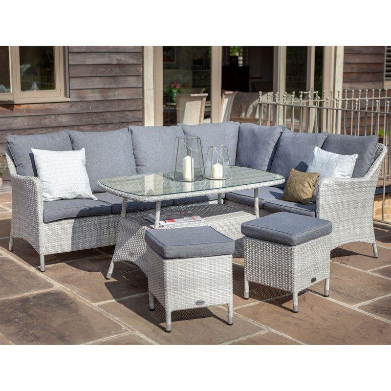 Casual Outdoor Garden Furniture Dining