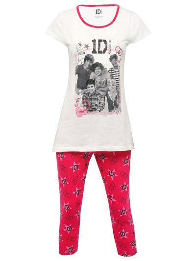 One Direction legging pyjamas  £15.00