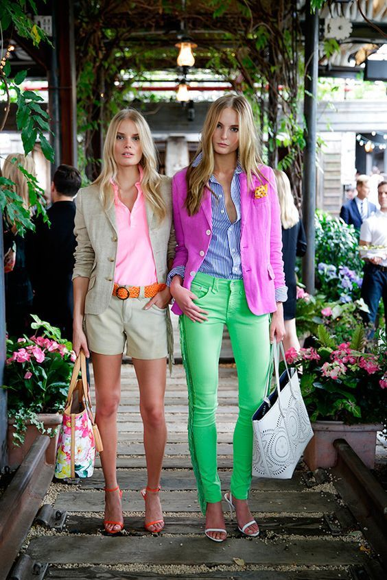 20 Outfits With Ralph Lauren glamhere.com #ralphlaurenwomensclothing