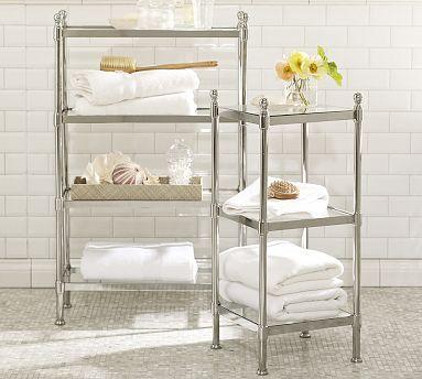 27+ Metal etagere bathroom ideas