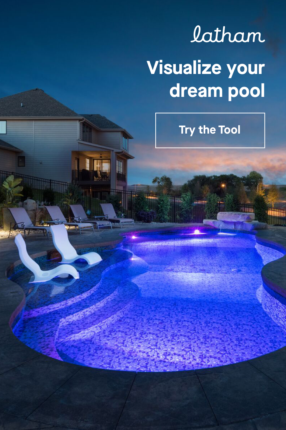 How To Design Your Pool With Our Free Tool Swimming Pools Backyard Indoor Pool Design Pools Backyard Inground