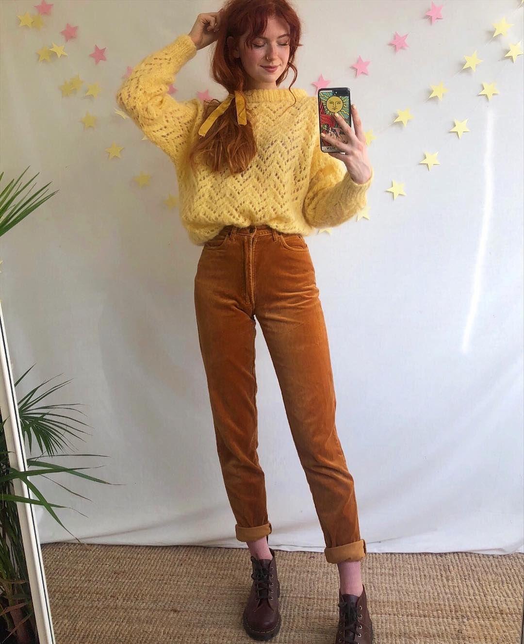 "d5d9f26a mathilda.mai on Instagram: ""Sunshiney studio 🌞"" | outfit ..."