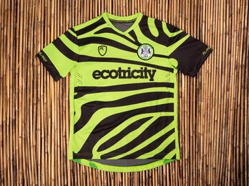 Forest Green Rovers Club Shop Zebra Scarf Incredible Shirt Forest Green