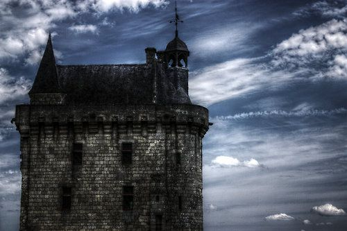 mythopoetical:MChinon Castle HDR by thren0dy