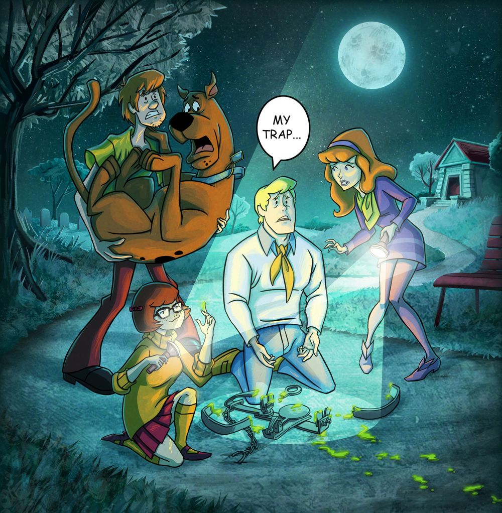 Scooby doo mystery incorporated by mcguinnessjohn - Personnage scooby doo ...