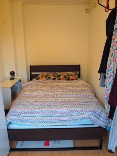 bed trysil lattenbodem lnset met matras hvg slaapkamer bedden marktplaatsnl bed pinterest