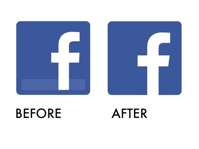 The 10 Best Corporate Logo Changes Of 2013 Corporate Logo Logo Evolution Logo Facebook