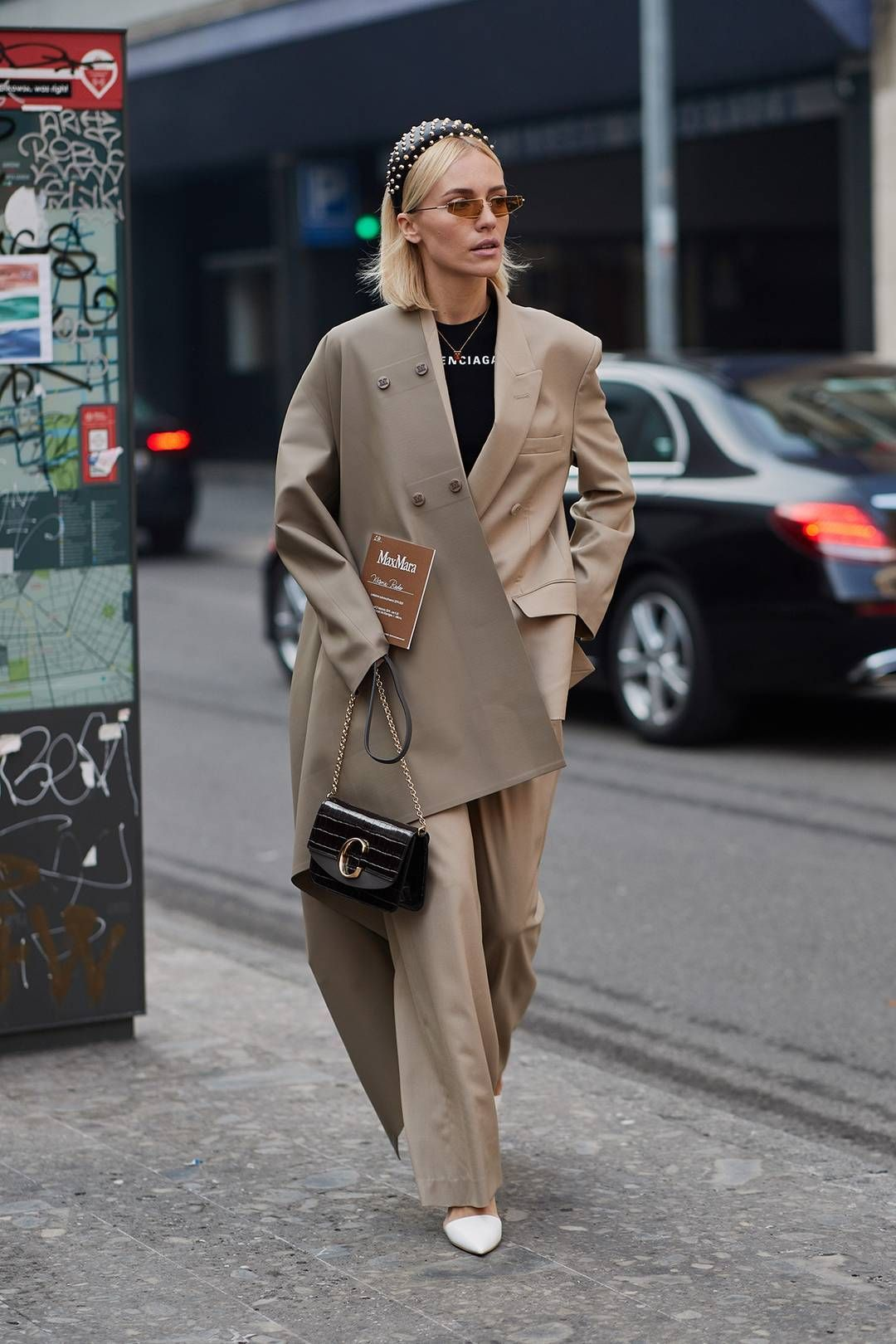 The Latest Street Style From Milan Fashion Week#fashion #latest #milan #street #style #week
