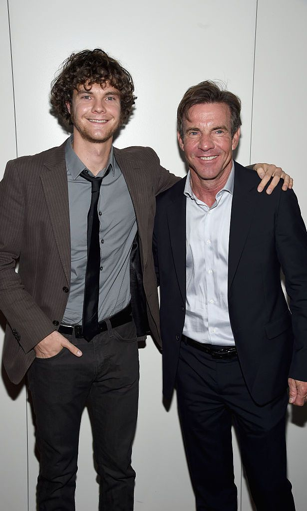 Meg Ryan and Dennis Quaid's son Jack discusses parents ...