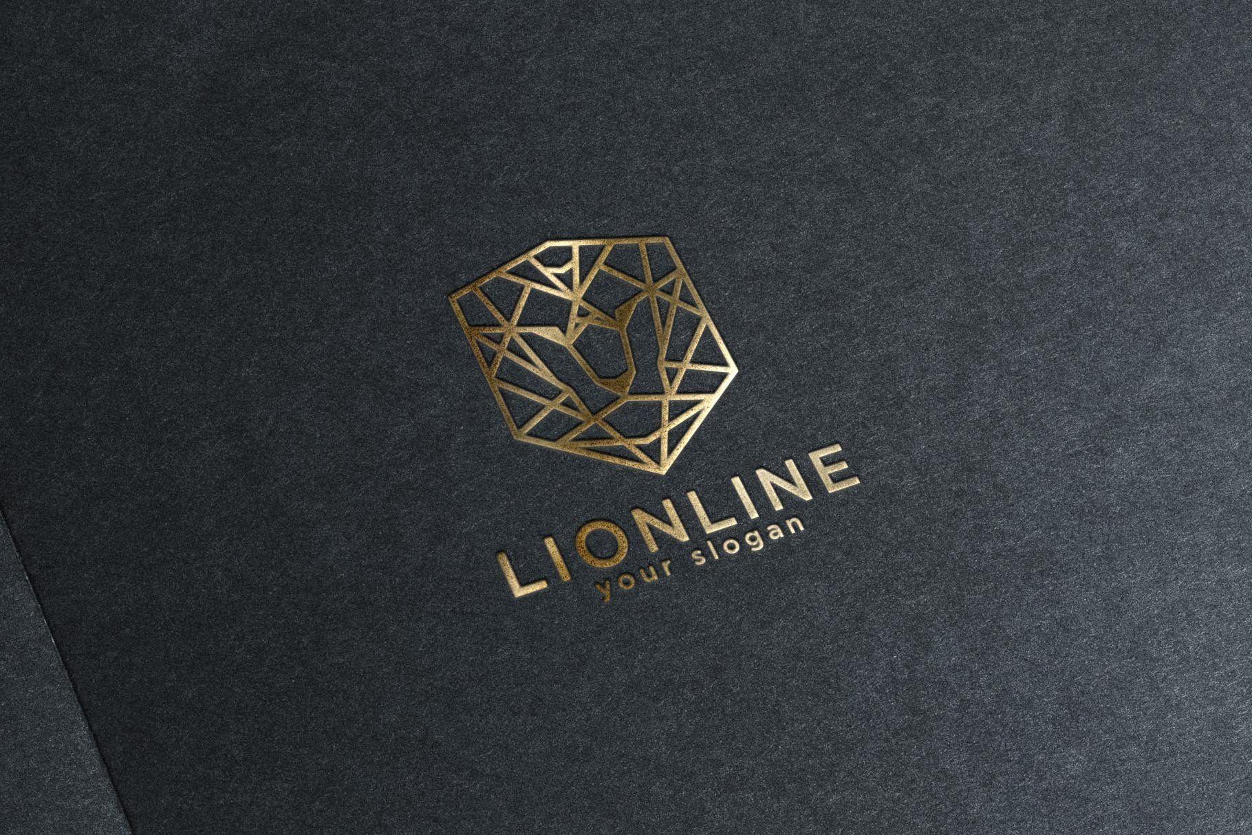 Lion Logo , ad, PPIIllustratorCMYKVector Ad Lion