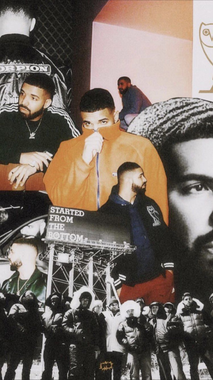 Pin by Ellaconn on Wallpapers Drake wallpapers, Drake