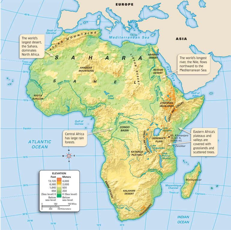 Videos On African Geography For This Week Scroll Down The