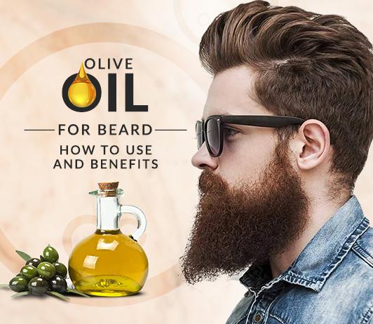 Top 5 Benefits Of Olive Oil For Beard Best Beard Oil How ...