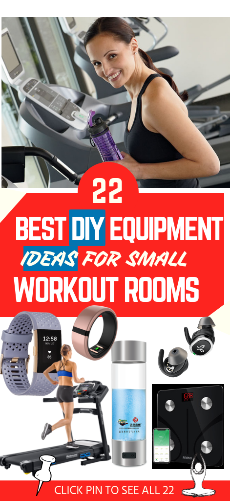 22 Smart Home Gym Products Guaranteed To Pump Clap You Up In 2019 Fitness Gadgets Fitness Tech Workout Technology
