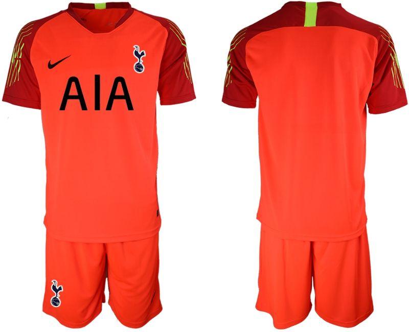 the latest 8e3b1 aa730 Tottenham Hotspur F.C. Football club Nike GK Orange Trainig ...