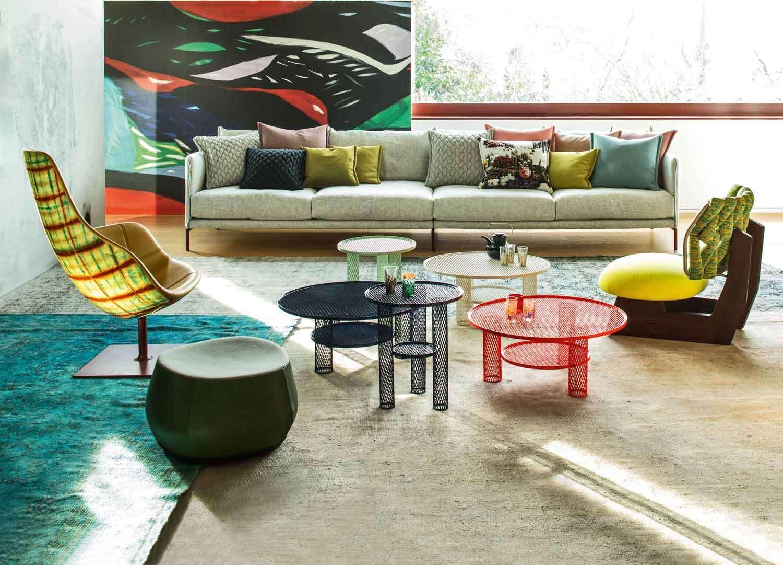 Moroso Furniture Shot Inside Patrizia Moroso's House