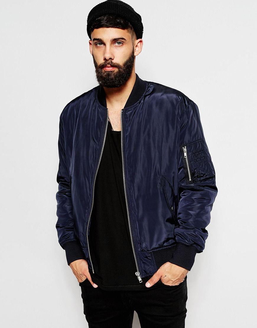 60 best ideas about mens bomber jackets on Pinterest | Carbon copy ...