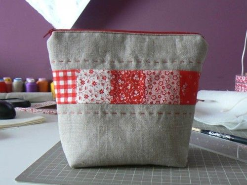 another zippered bag