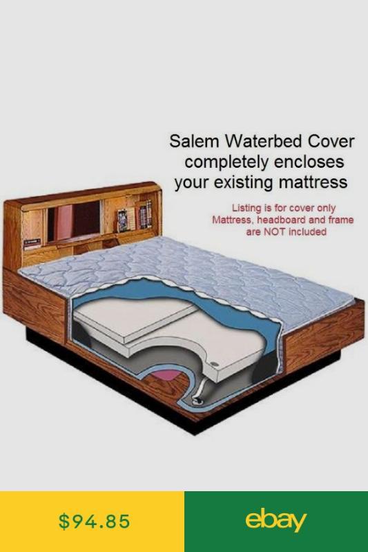 Pin Auf Wasser Bett