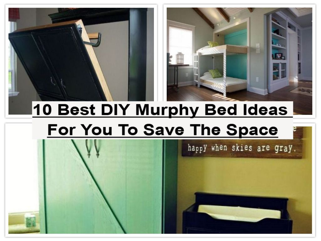 best murphy bed ideas for you to save the space diy home decor