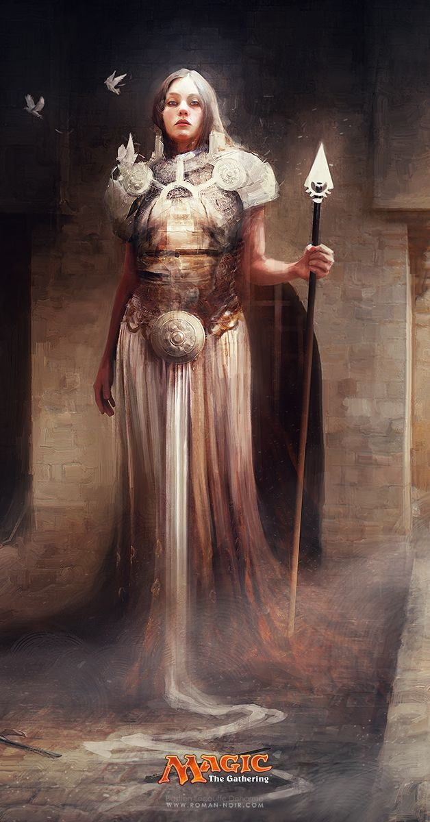 The Eternal Sorceress