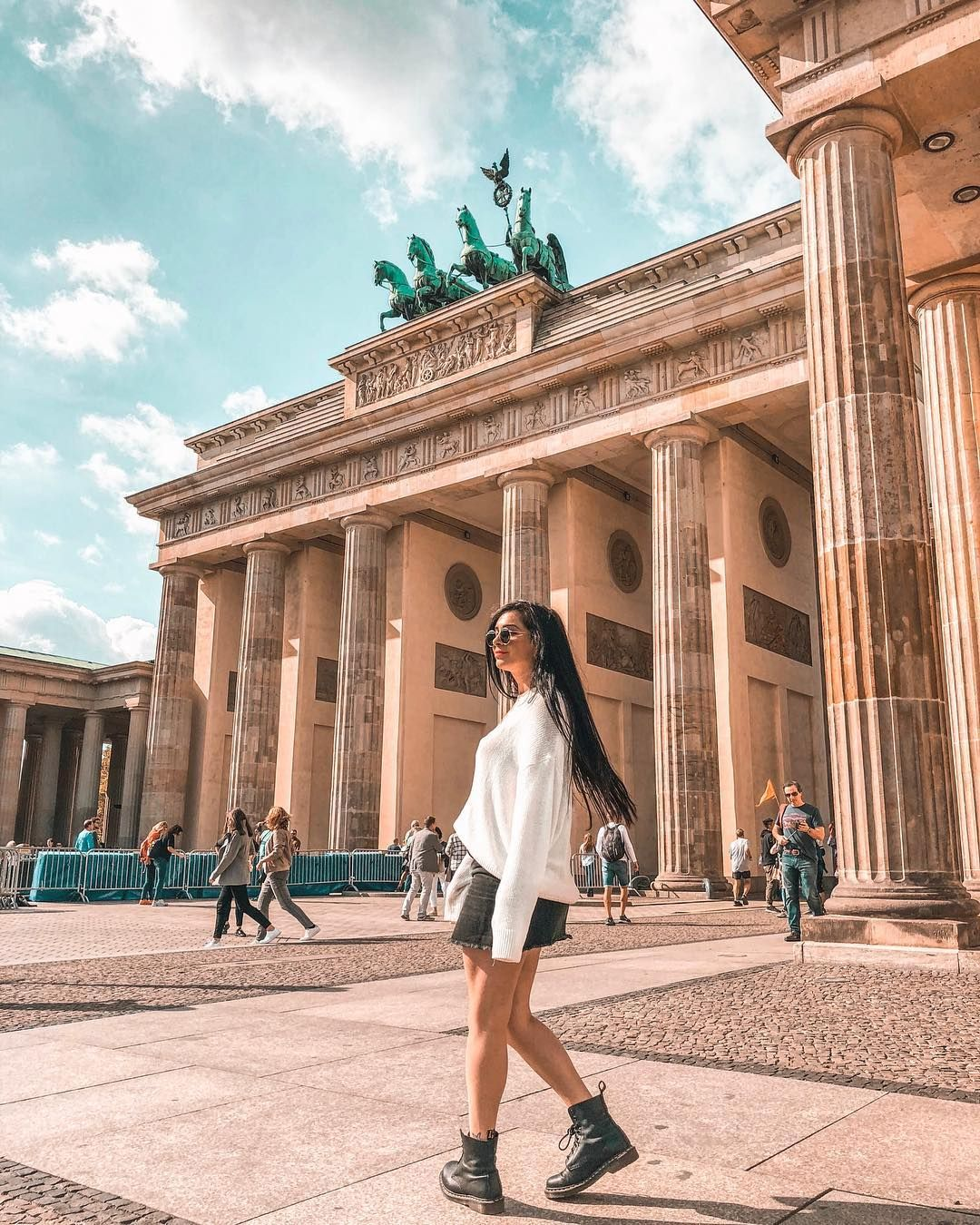 Travel Fashion Lifestyle On Instagram I Am Not Saying This Because I Am From Germany But Hon In 2020 Berlin Photography Berlin Germany Photography Berlin Photos
