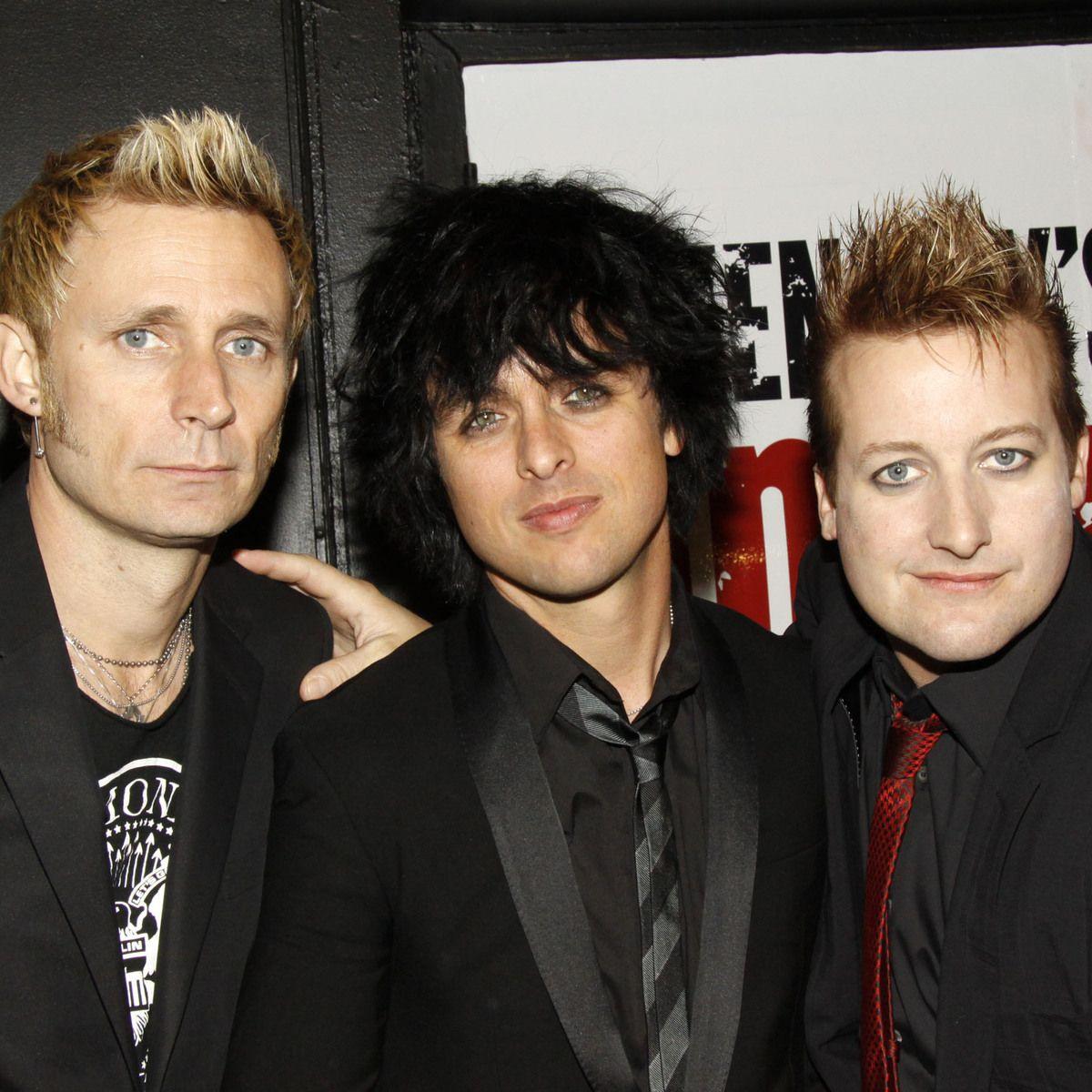 Green Day überraschen Fans mit neuen Songs Green day
