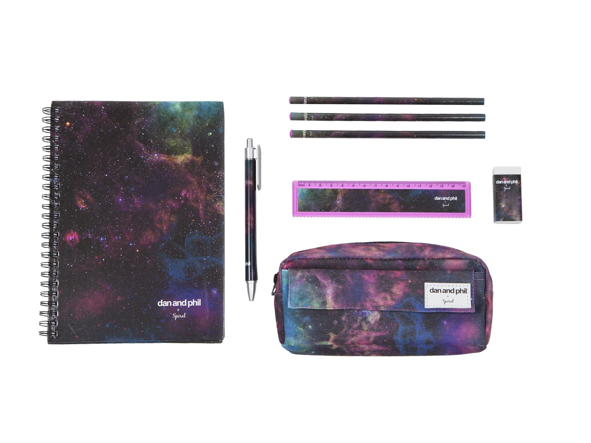 Galaxy Stationery Set Stationery Set School Supplies Diy Notebook Stationery Essentials