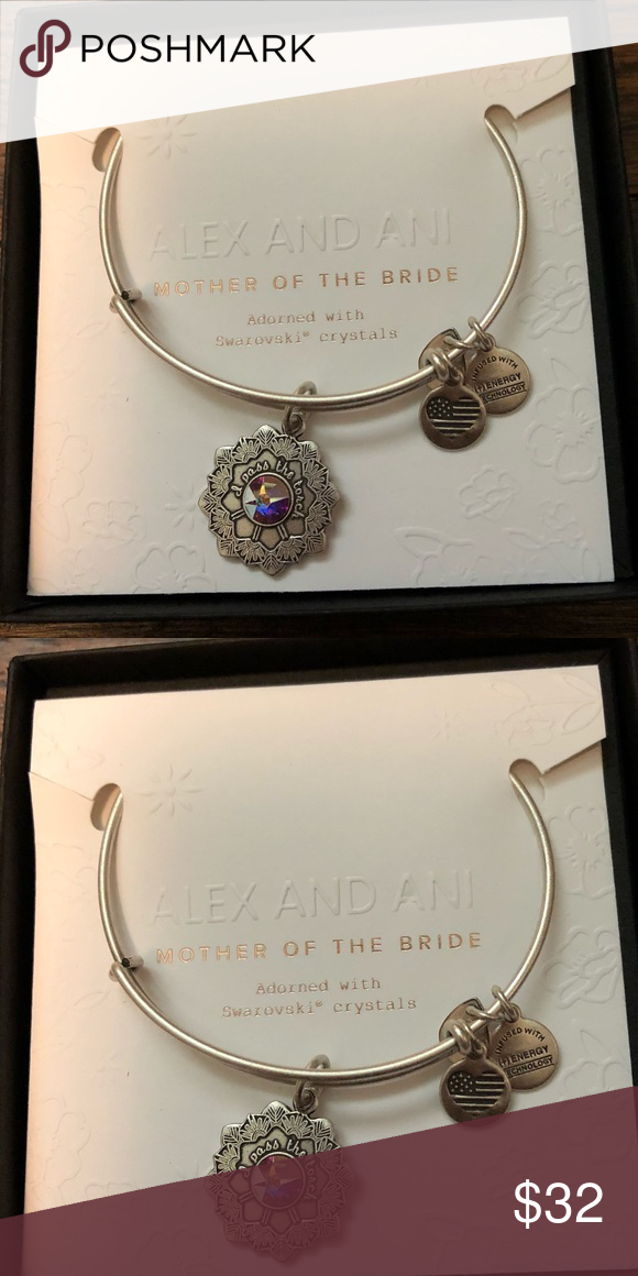 Alex And Ani Wedding Brand New Mother Of The Bride