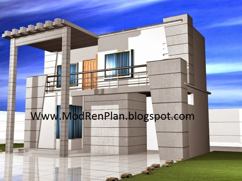 Best architect house design 3d max house design for Front of house magazine