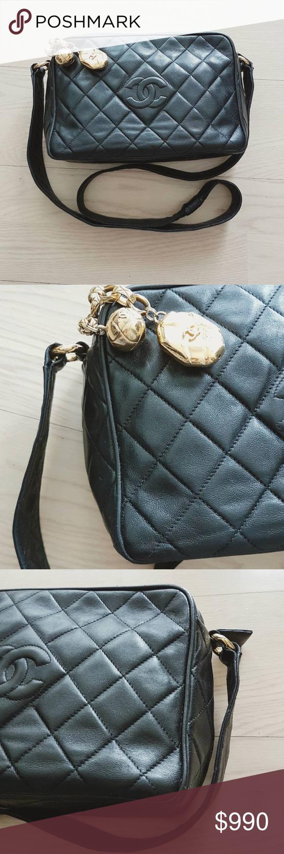 7b0129923900 Bag · ❤️FLASH SALE Chanel Crossbody Authentic vintage ...