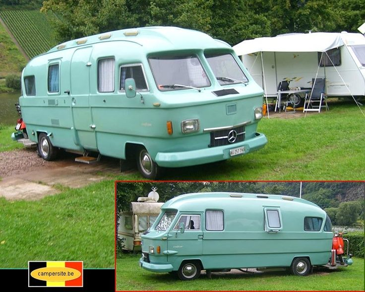 Vintage Airstream RVs Trailers