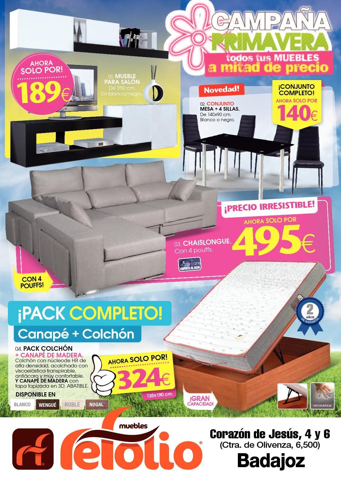 Muebles C4 Badajoz Catalogo 2021 Muebles Badajoz Estilos De Diseno