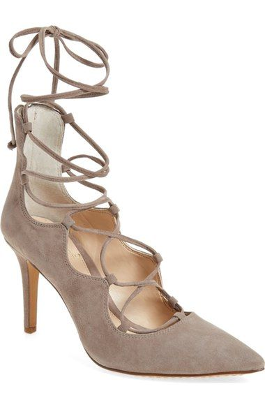 44eca6eb278 Vince Camuto  Barsha  Lace-up Pump (Women) (Nordstrom Exclusive) available  at  Nordstrom
