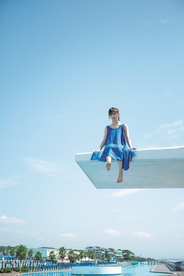 """(画像3/5) 乃木坂46齋藤飛鳥、プールで溢れる""""奇跡の美少女…"""