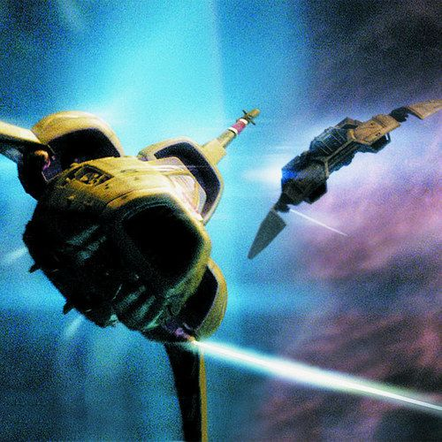 Win Battlestar Galactica Blood And Chrome On Blu Ray Best Sci