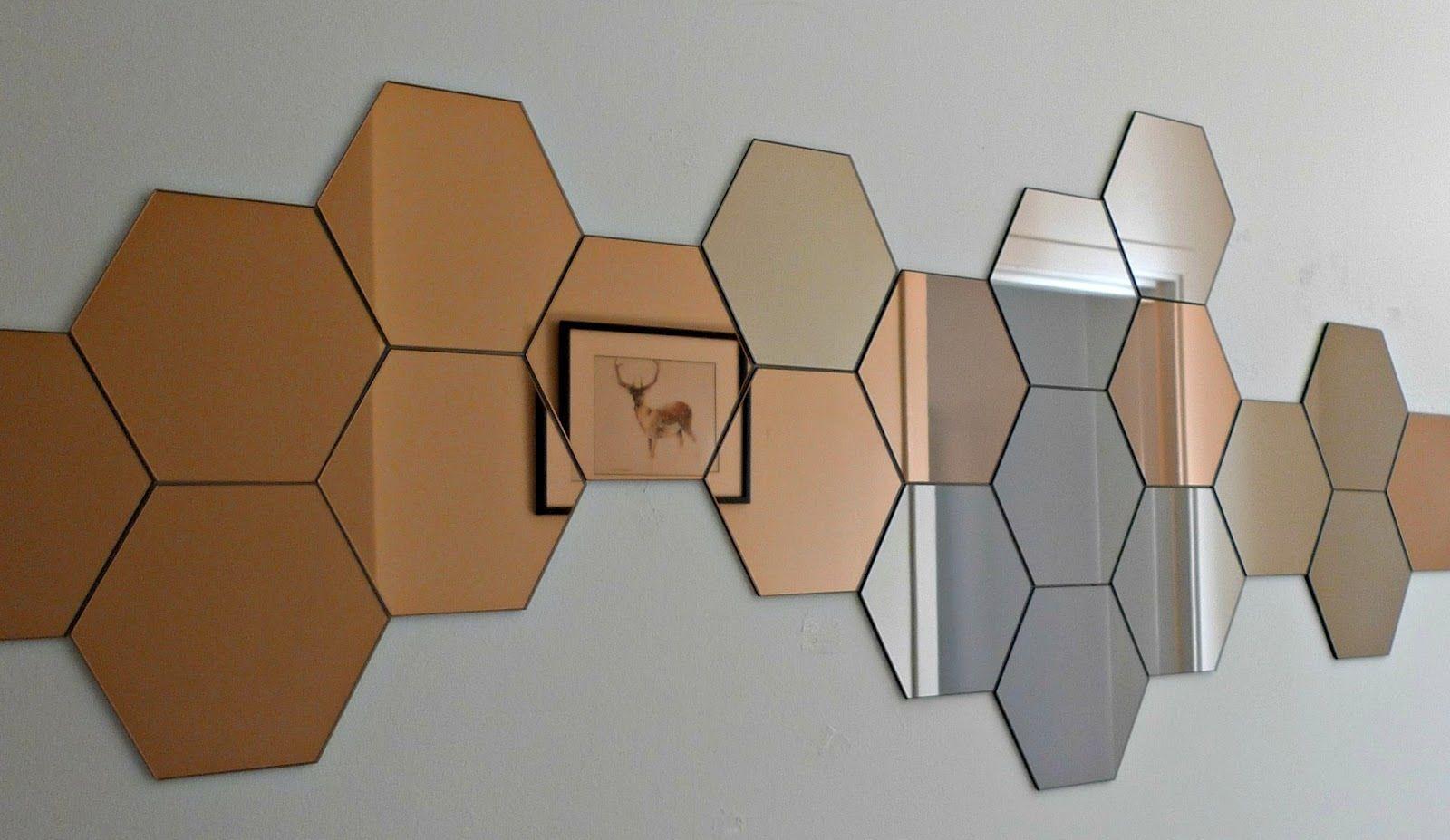 i love hexagons. Black Bedroom Furniture Sets. Home Design Ideas