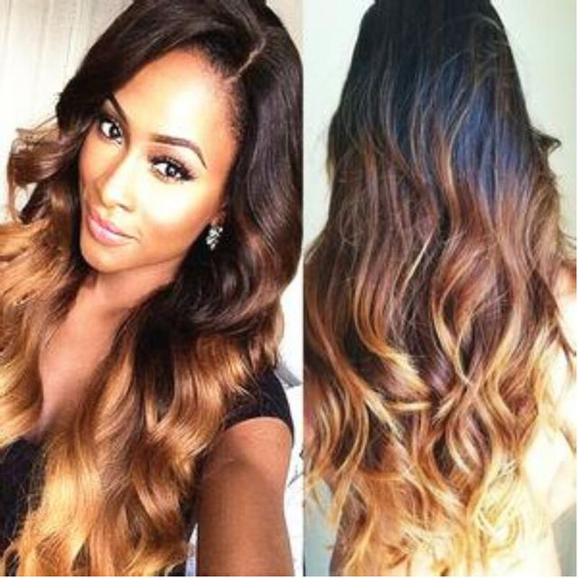 Long Curly Weave Hairstyle Curly Weave Hairstyles Curly Hair Styles Hair Styles
