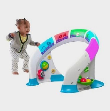 Amazon Fisher Price Bright Beats Smart Touch Play Space Toys For 1 Year